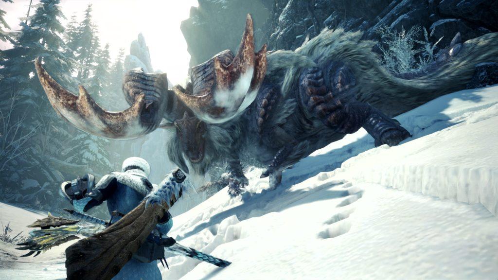 monster hunter world iceborne meniac