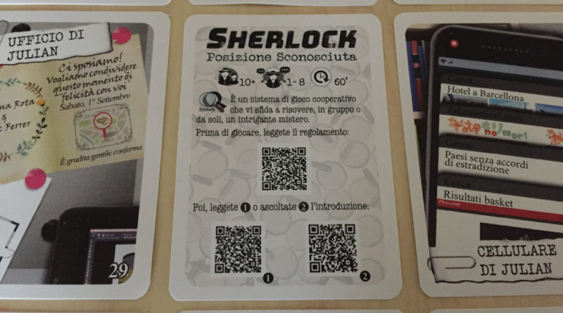 sherlock demo ms edizioni meniac