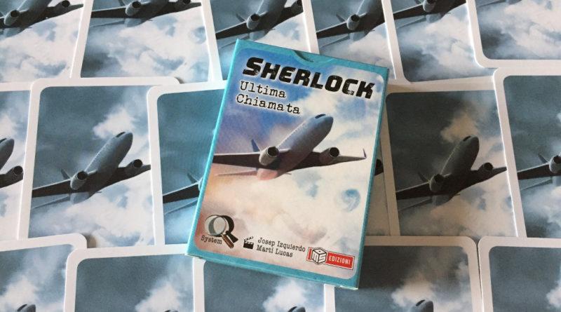 sherlock ms edizioni ultima chiamata meniac review