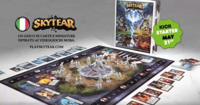 skytear new kickstarter meniac news