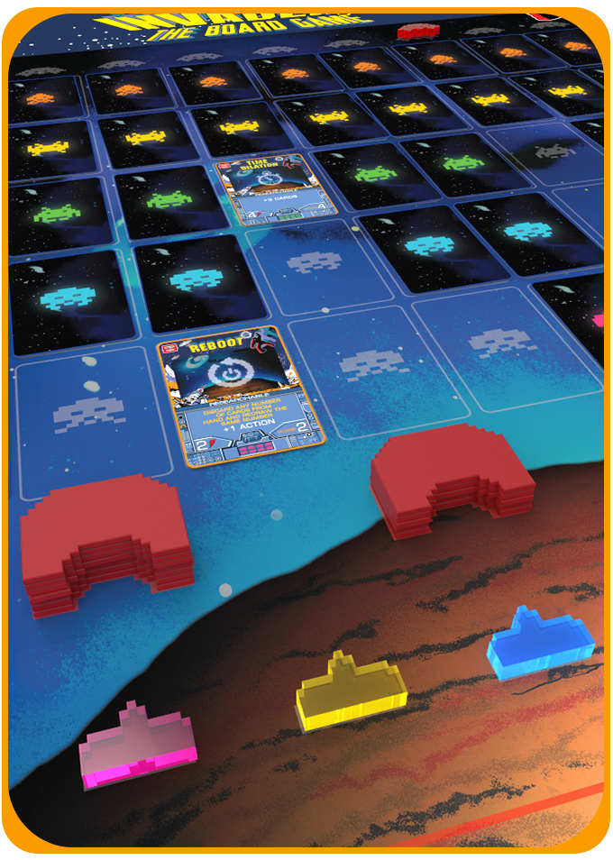 space invaders the boardgame meniac news