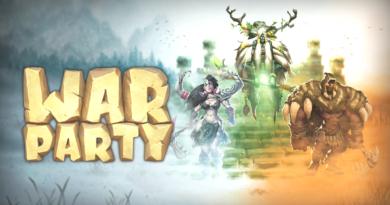 war party meniac recensione