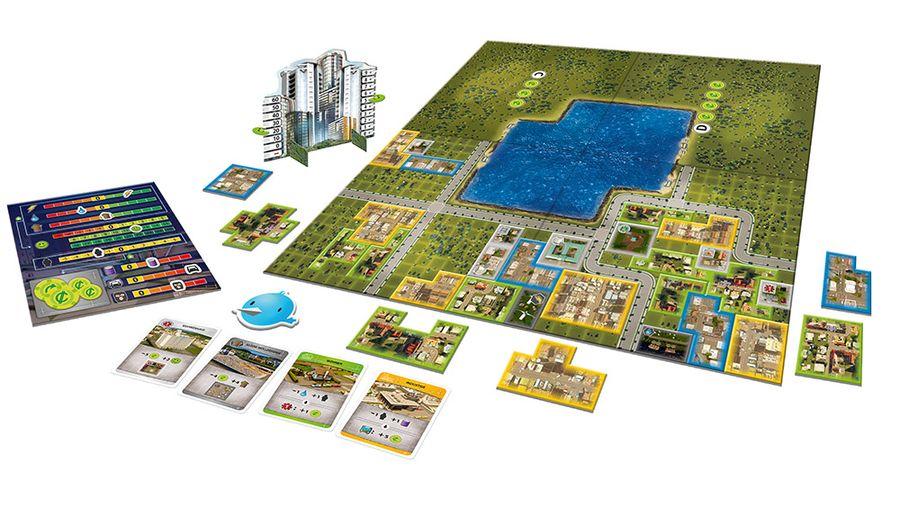 Cities Skyline the board game meniac news