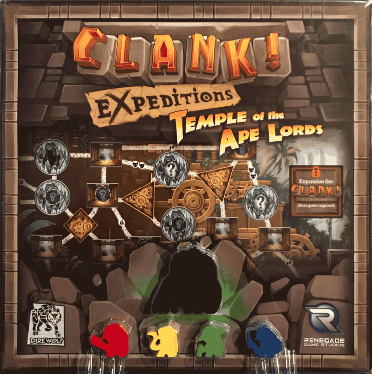 Clank expeditions temple of the ape lords meniac news