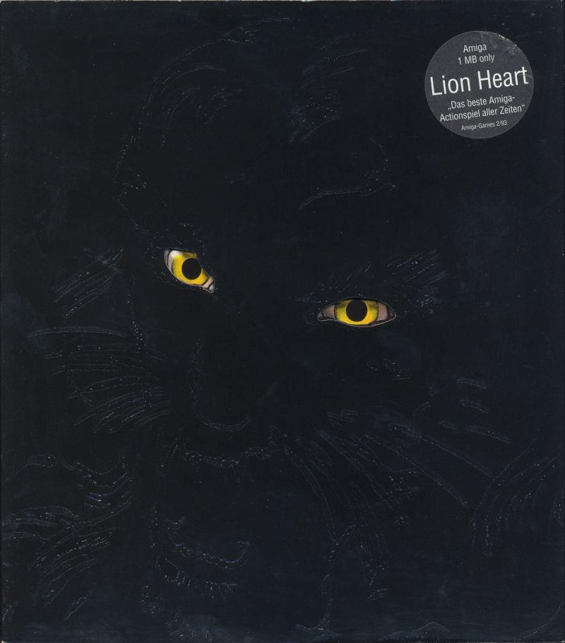 Lionheart amiga review meniac