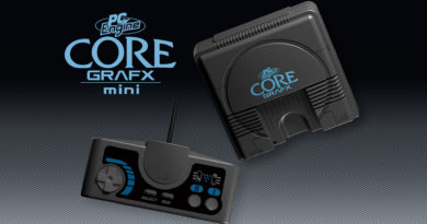 PC Engine Core Grafx meniac