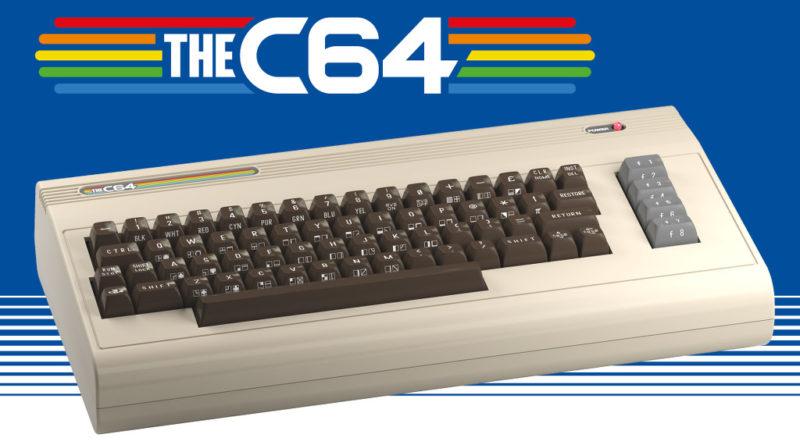 THEC64 box meniac news
