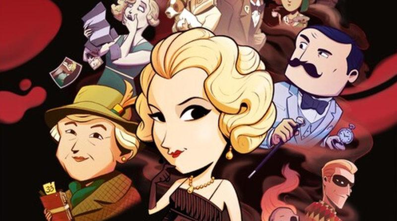 Agatha Christie-Death On The Cards meniac news