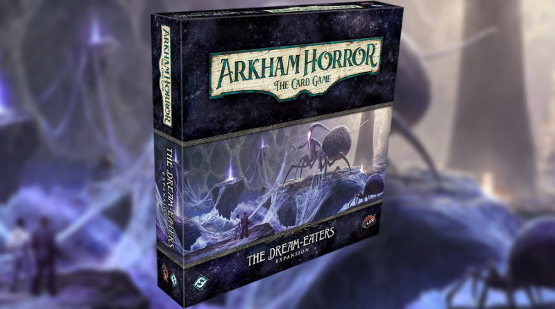 arkham horror lcg dream eaters meniac news