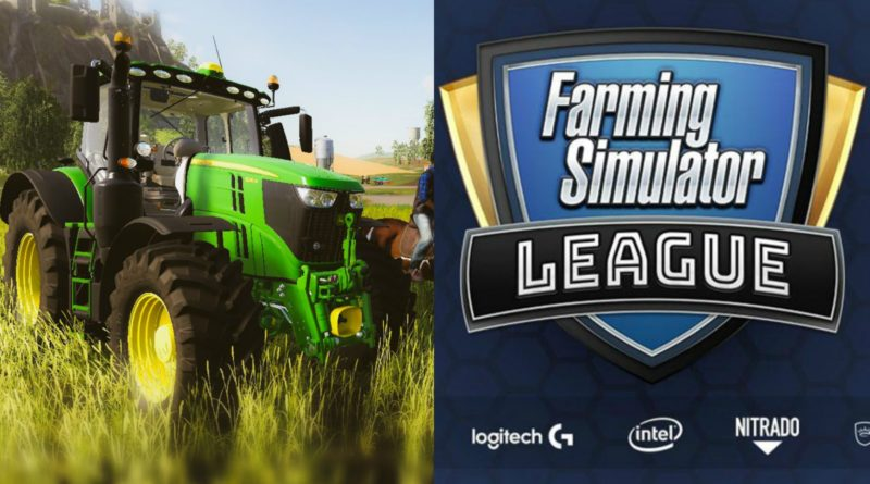 farming simulator league meniac news