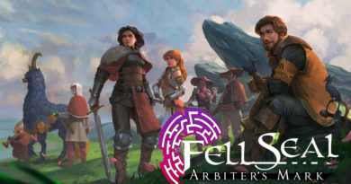 fell seal arbiters mark meniac recensione