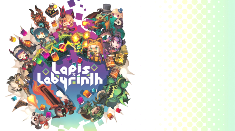 lapis x labyrinth meniac review