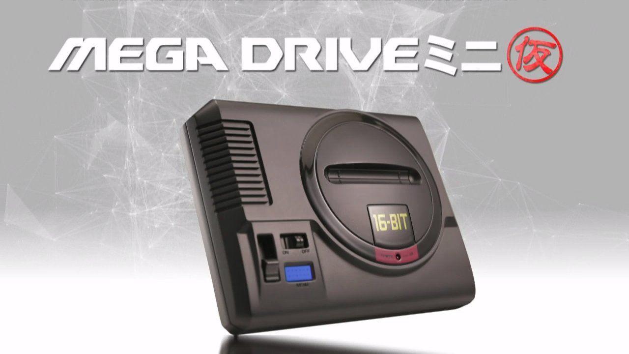 mega drive mini meniac news