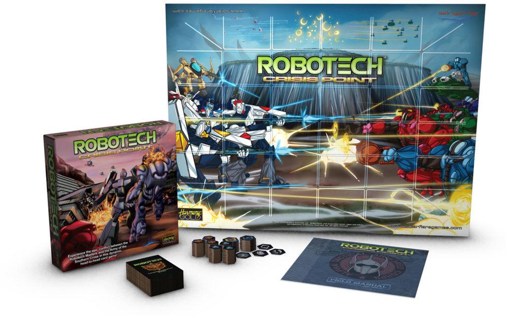 robotech crisis point meniac news