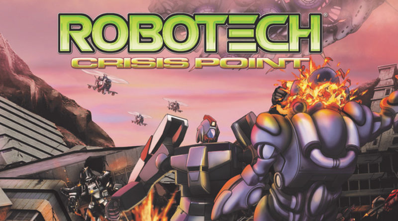 robotech crisis point meniac news