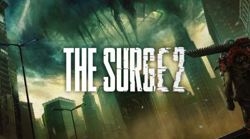the surge 2 meniac news dev trailer