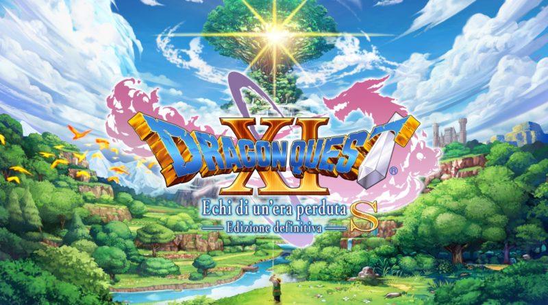 Dragon Quest 11 S edizione difinitiva meniac cover