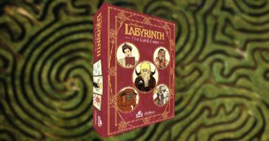 Jim Henson's Labyrinth the card Game meniac news