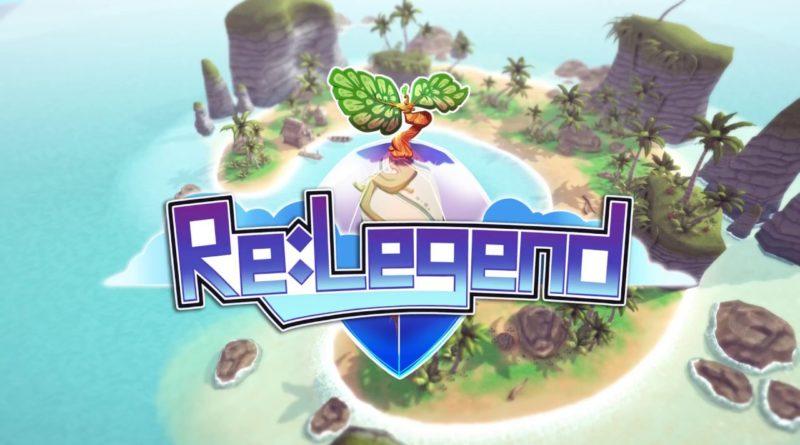 RE-Legend meniac news cover