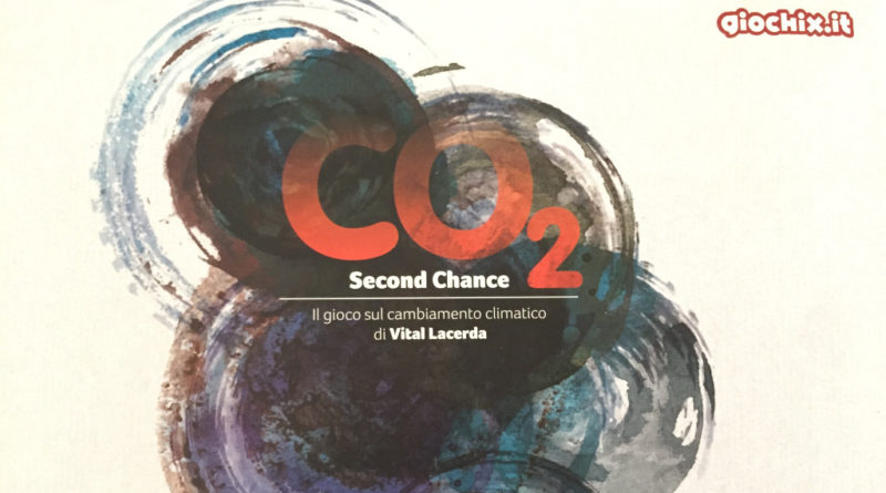 co2 second chance meniac recensione cover