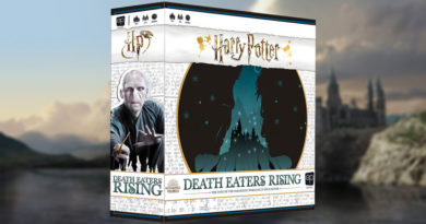 harry potter death eaters rising meniac news