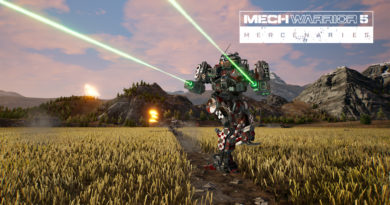 mechwarrior 5 mercenaries nuove immagini meniac news