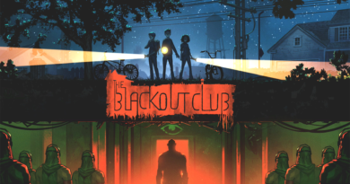 the blackout club meniac recensione