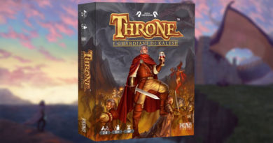 throne i guardiani di kalesh meniac recensione