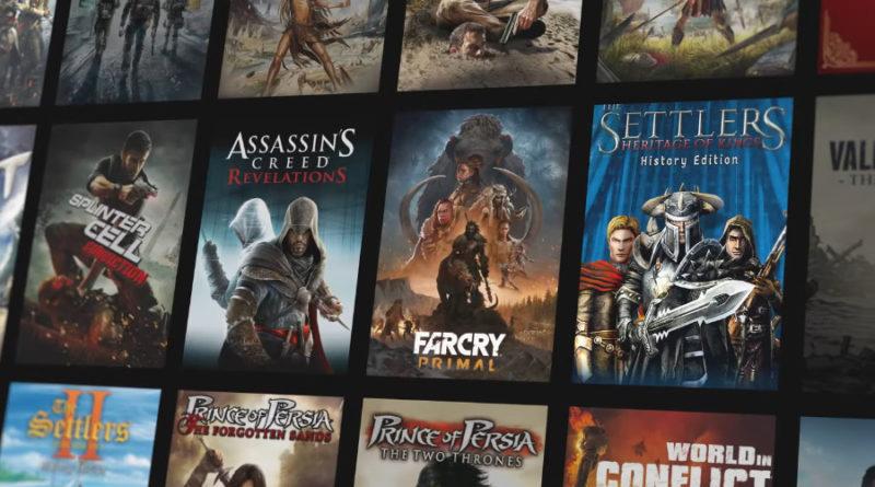 uplay+ lista giochi meniac news