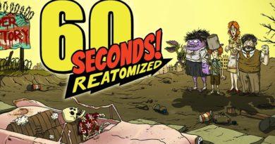 60 Seconds Reatomized meniac recensione