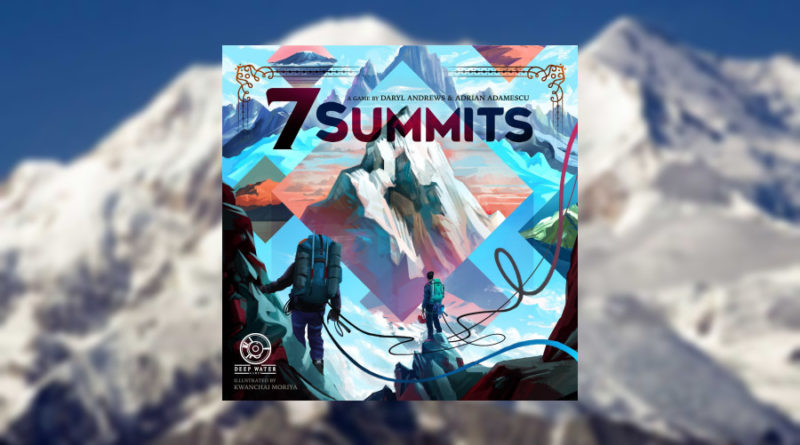 7 summits boardgame meniac news
