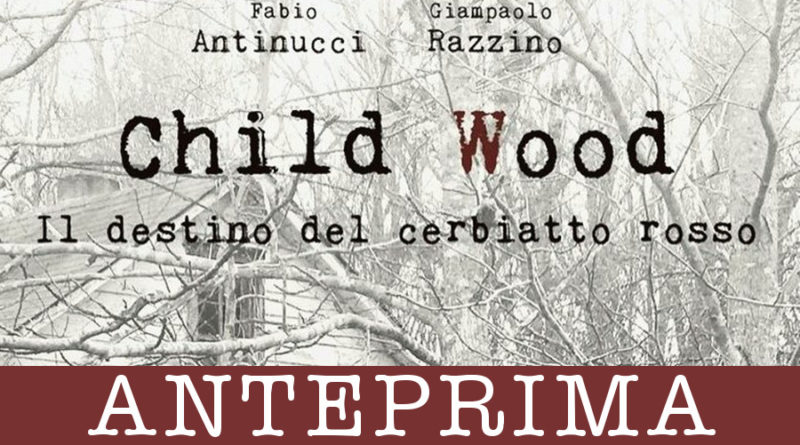 Anteprima Child Wood il destino del cerbiatto rosso meniac