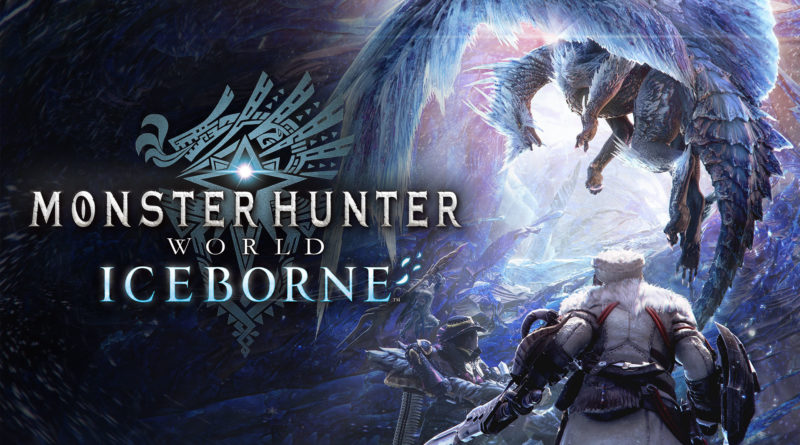 Monster Hunter World Iceborne nuova beta meniac news