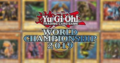 Yu-Gi-Oh world championship 2019 meniac news