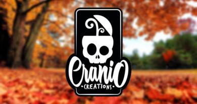 cranio creations novità autunno 2019 meniac news