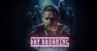 dry drowing meniac recensione cover