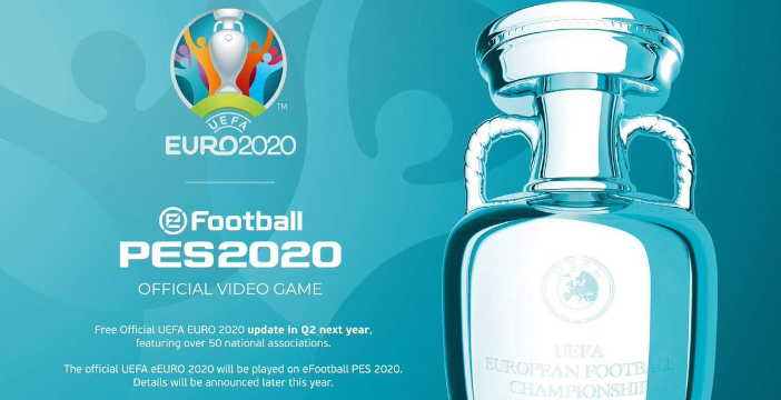 efootball pes 2020 uefa 2020 meniac news 1