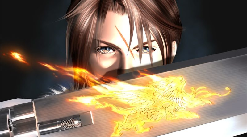 final fantasy VIII meniac news