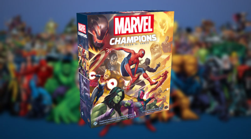 marvel champions lcg card game meniac news