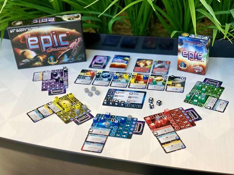 ultra tiny epic galaxies meniac news
