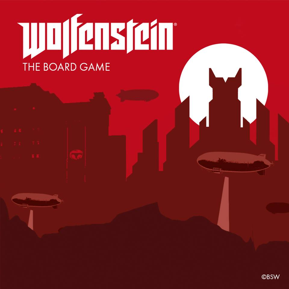 wolfenstein the board game meniac news
