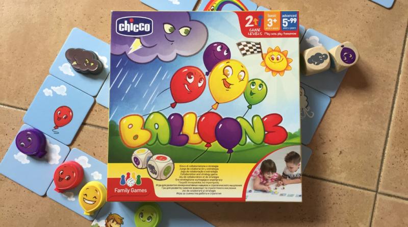 Baloons Chicco Meniac