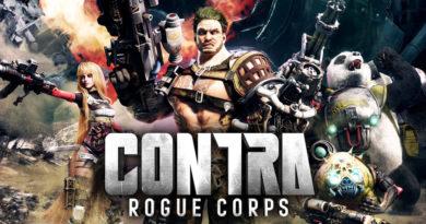 Contra Rogue Corps demo meniac news