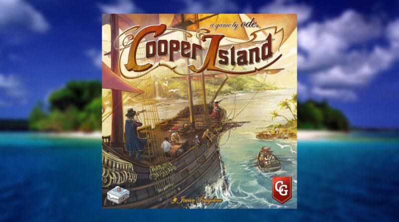 Cooper Island meniac news