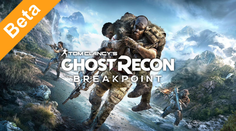 Ghost Recon Breakpoint Closed Beta impressioni Meniac Cover
