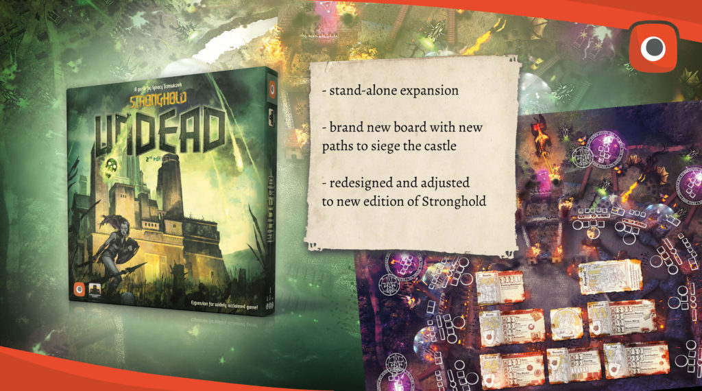 Stronghold Undead 2nd edition meniac news 2