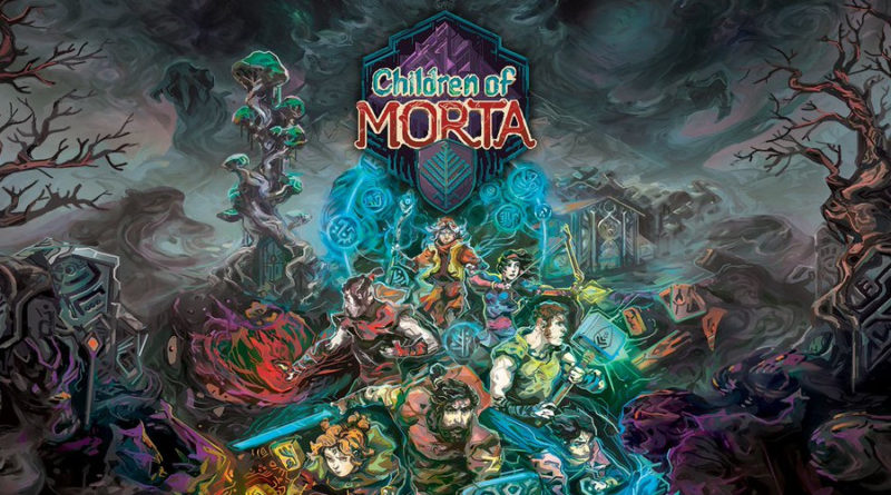 children of morta meniac recensione cover