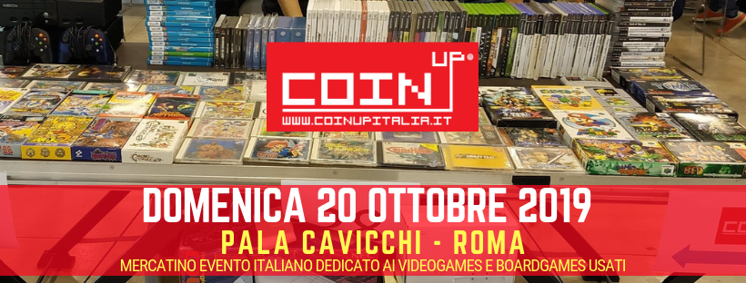 coin up meniac intervista
