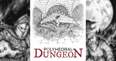 polyhedral dungeon meniac news