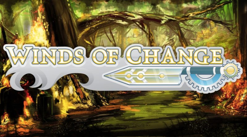winds of change meniac recensione